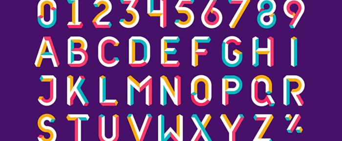 Corporate-identity-custom-font