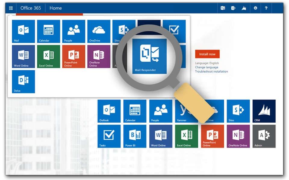 Outlook add-in 2017