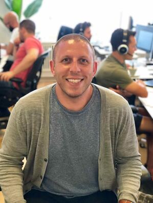Templafy's client solutions specialist Danny