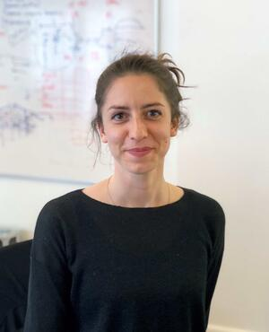 Templafy's Customer Success Manager Margaux