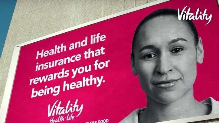 billboard vitality health insurance