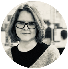 Senior implementation consultant Lene Hammerich Printzlau