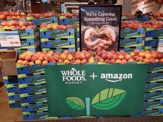 Impression of Amazon Whole Foods Market