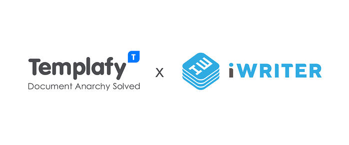 Templafy-acquires-iWRITER-announcement