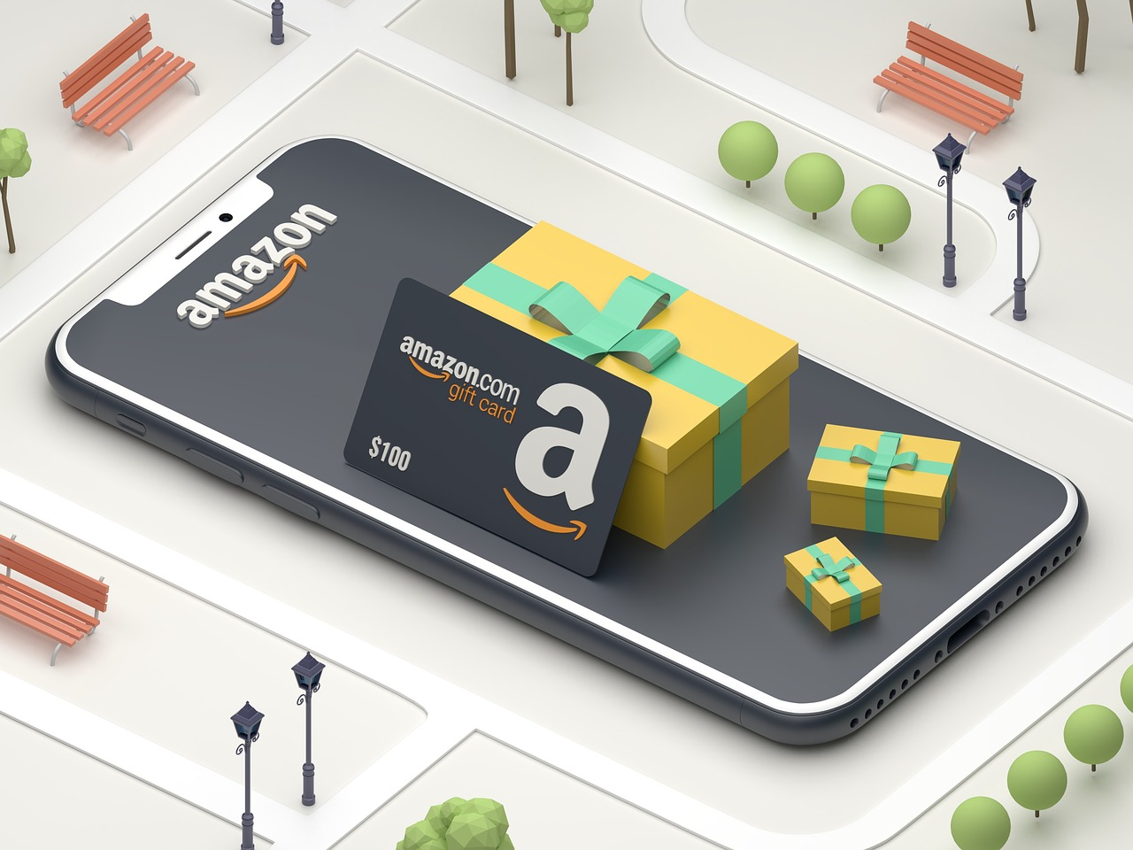 animated mobile phone amazon as an example of everyman brand archetype