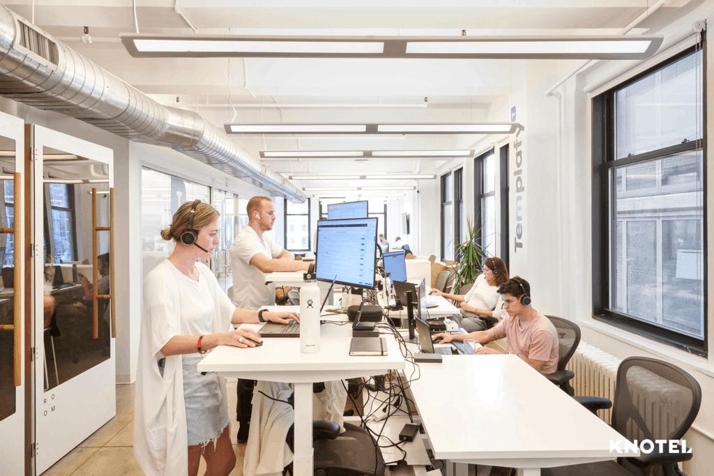 New York Office work