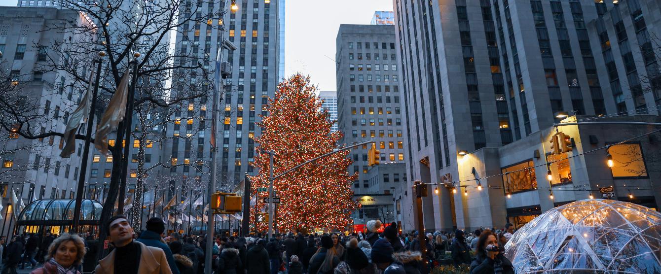 New York Happy Holiday